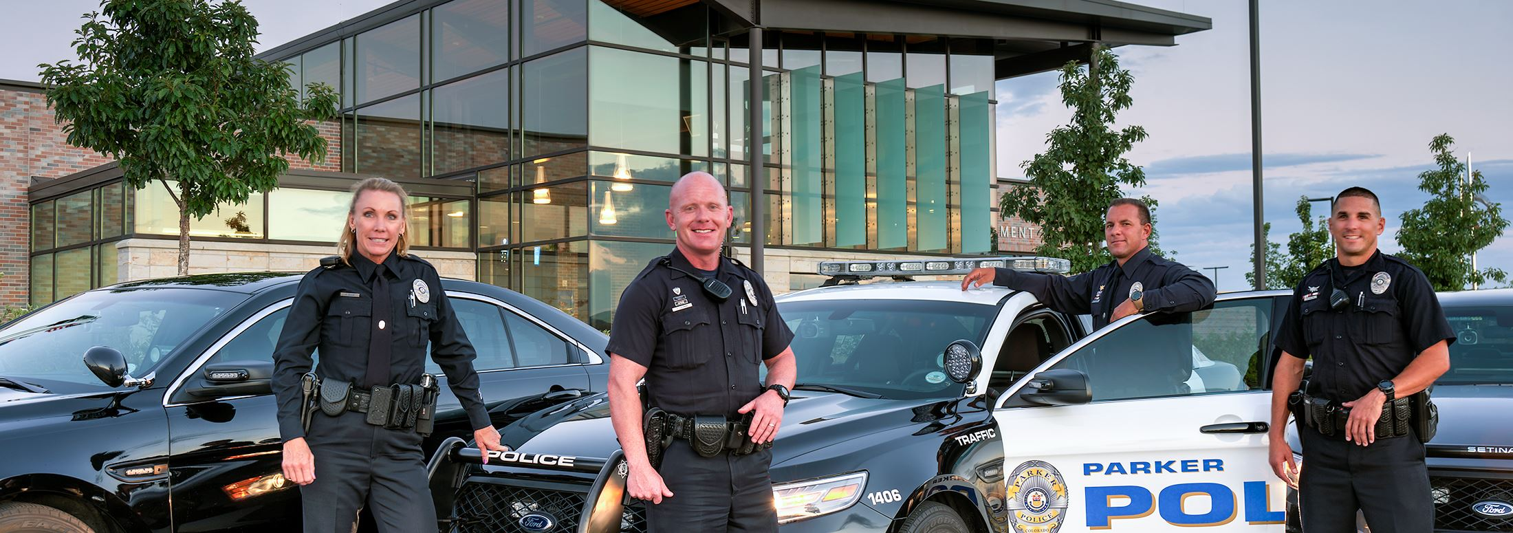 Parker Police - Official Website   Official Website