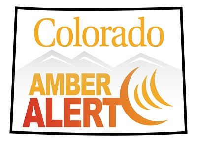 Amber alert Colorado sign