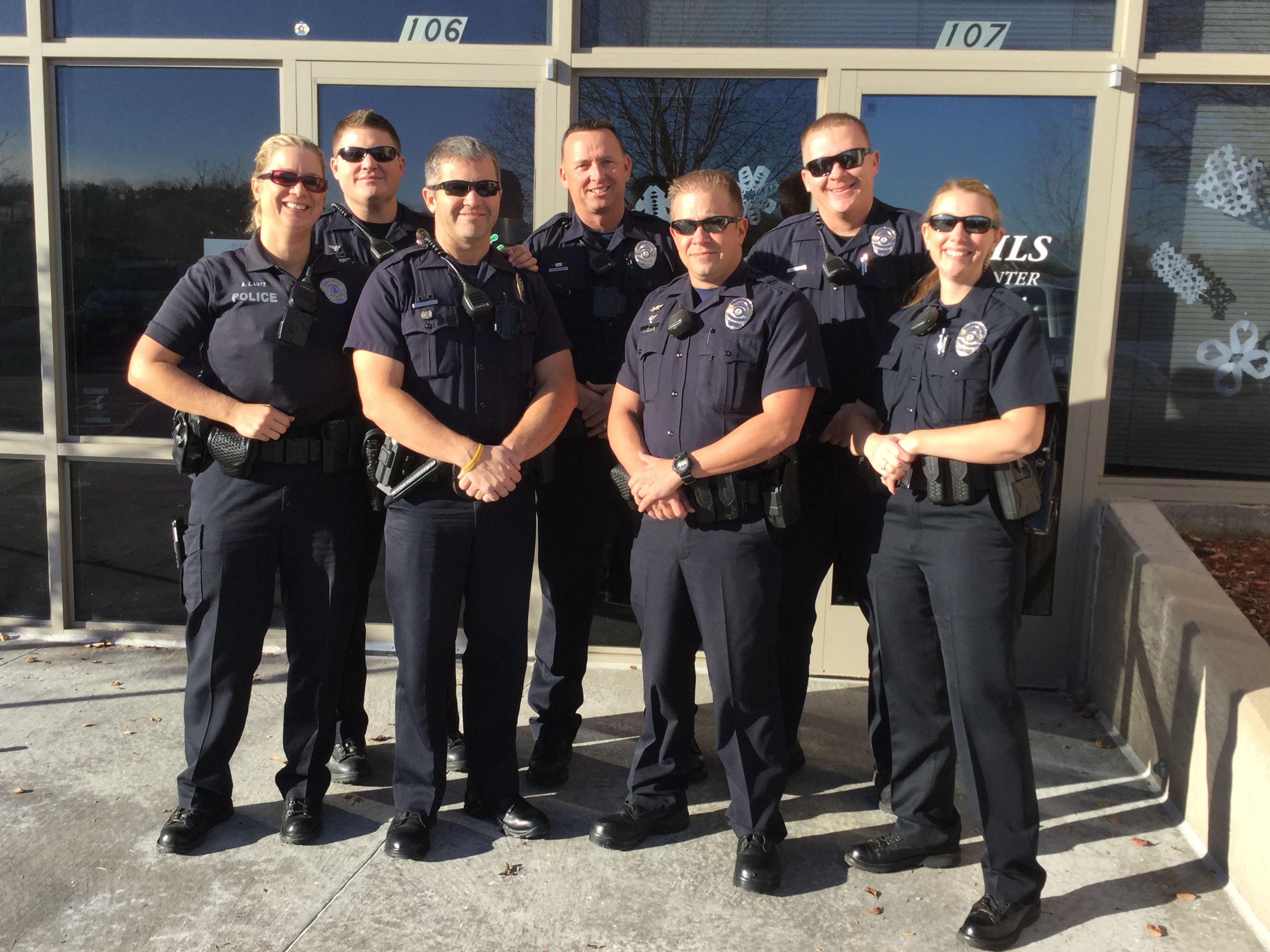 Parker Police - Official Website